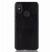 Чехол для Xiaomi Redmi 6 Pro Croco Leather